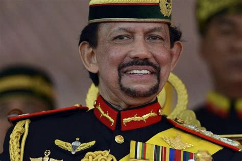 sultan hassanal king 39 s gave honorary degree to anti sultan of brunei