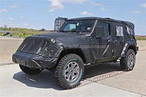 2018 Jeep Wrangler Jl Our Best View Yet   Off