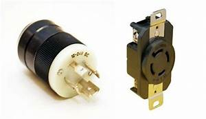 Marinco Trolling Motor Plug  U0026 Receptacles Set 12