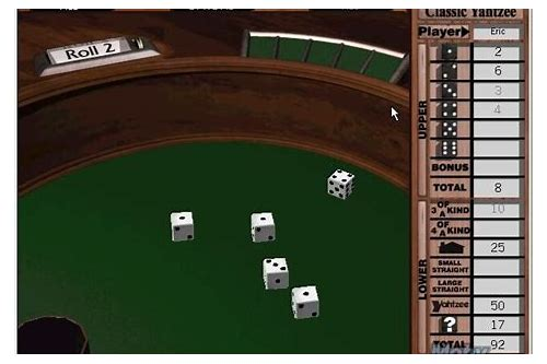 ultimate yahtzee pc download