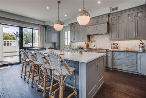 top of kitchen cabinet decor ideas design trend blue kitchen cabinets 30 ideas to get you