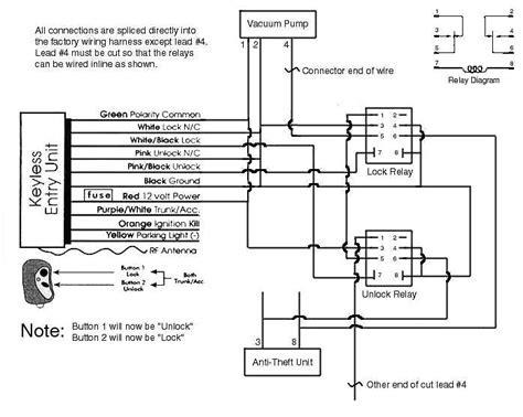 Keyless Entry Wiring Diagram Audiworld Forums