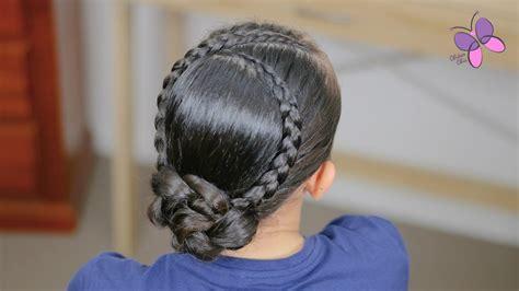 Peinado Para Graduacion De Preescolar O Primaria Peinados Para
