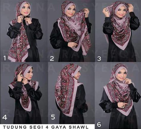 square hijab tutorial ideas  pinterest hijab