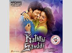 Kaththi Sandai Tamil Mp3 Songs Free Download VStarMusiQ