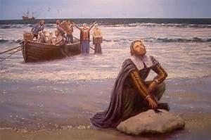 Pilgrims - First Landing on Cape Cod