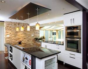 Ceiling Lights For Concrete Ceilings Stunning Kitchen Ceiling Designs