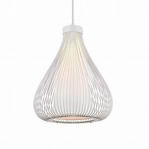 Lampe Für Bilder : h ngeleuchte metall wei deckenleuchte leuchte ~ Lateststills.com Haus und Dekorationen