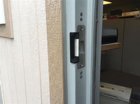 Electric Door Strike Access Control Latch Replacement
