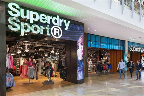 superdry launches sports concept store in cardiff retail