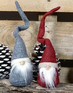 Filz Wichtel Basteln : filzwichtel mit holznase weihnachtswichtel ~ Pilothousefishingboats.com Haus und Dekorationen
