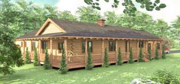 cabin style home plans log cabin ranch style home plans log ranchers homes ranch style log homes mexzhouse