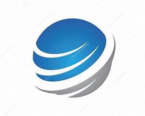 Cerca el Logo de mundo — Vector de stock © elaelo #90238892