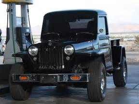 Willys Jeep Pickup Trucks