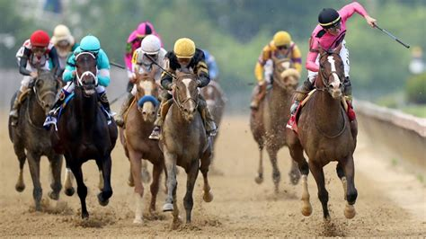 Horse Racing News And Results