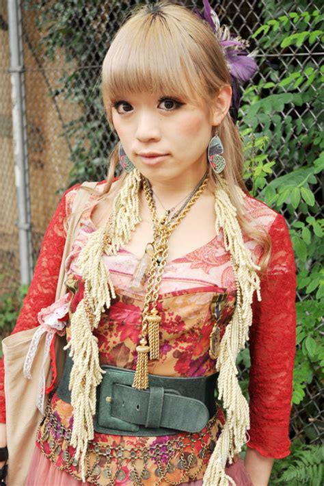 straawcherry harajuku fashion types  kei