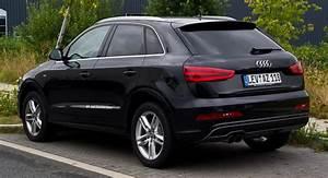 Audi Q3 S Line : file audi q3 s line heckansicht 25 august 2013 d wikimedia commons ~ Gottalentnigeria.com Avis de Voitures