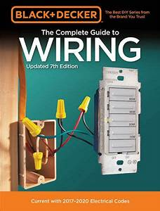 Black  U0026 Decker The Complete Guide To Wiring  Updated 7th Edition Ebook Download  Ebook  Pdf