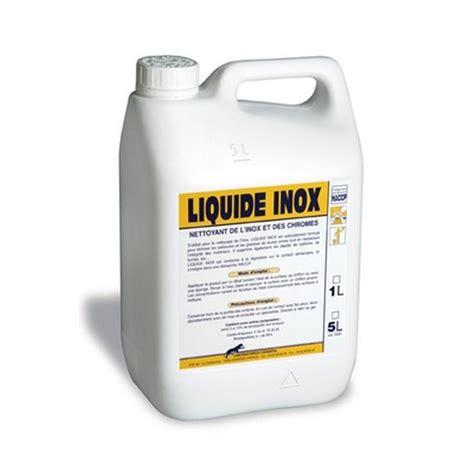 produit nettoyant inox cuisine nettoyant pour l 39 entretien et le nettoyage des surfaces