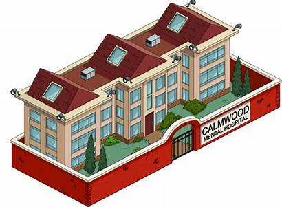 Hospital Mental Simpsons Tapped Wikia