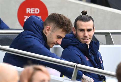 Tottenham news: Robinson tips Bale for run of starts after ...