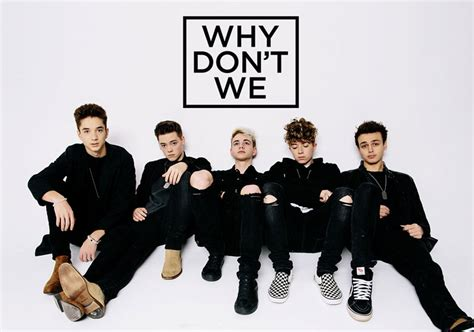 "Découvrez Le Groupe ""why Don't We"" !  Just Music"