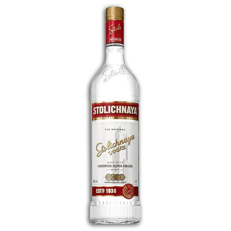 premium kitchen knives stolichnaya vodka 1 litre label stoli vodka