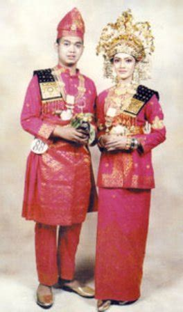 kumpulan pakaian adat perkawinan nusantara indoculture