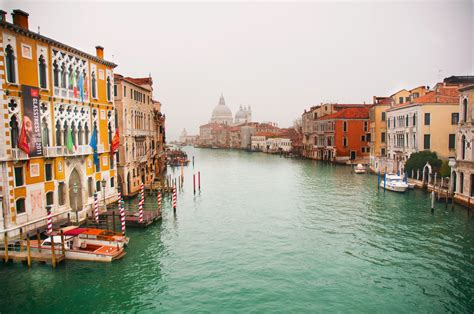 Canal Grande Venice Italy Brittany Reed