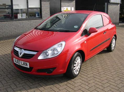 vauxhall red vauxhall corsa opel corsa review and photos