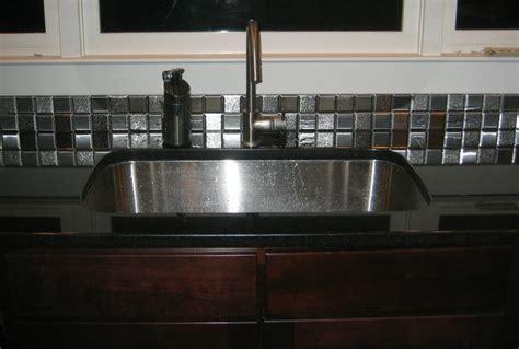 kitchen sink black granite or stainless steel sand