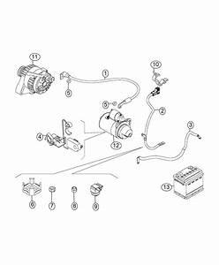 Fiat 500x Bracket  Wiring  Export