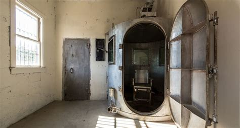 chambre a gaz usa oklahoma considers gas chambers to execute row inmates