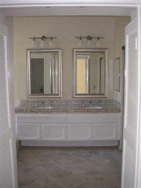 bathroom mirrors ideas simple but chic bathroom vanity mirrors doherty house