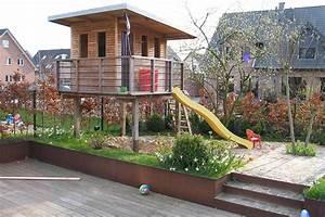 Spielplatz Für Garten : erstaunlich spielplatz garten innerhalb kinder bauen 25 ideen f r spielger te und deko ~ Eleganceandgraceweddings.com Haus und Dekorationen