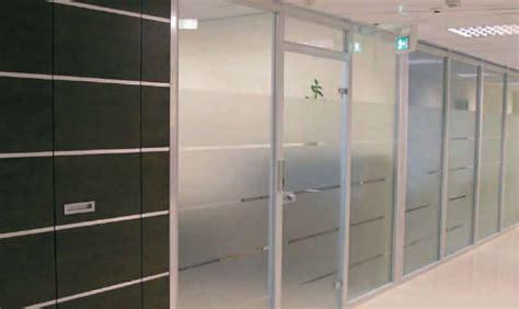 bureau vitre cloison amovible de bureau coulissante ou vitrée en