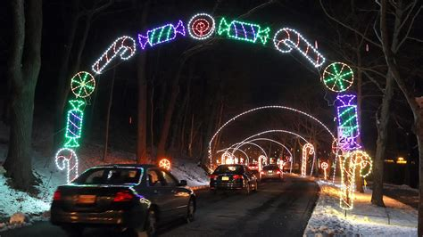lights in the parkway come back on in allentown the