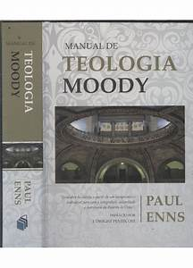 Livro - Manual De Teologia Moody