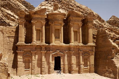 Petra Jordan The History And Myths Of An Ancient Civilization
