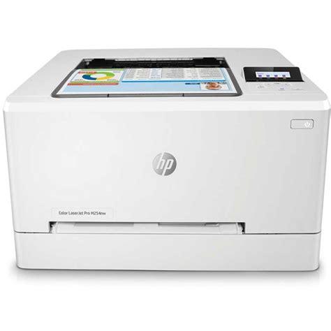 color laser hp color laserjet pro m254nw a4 colour laser printer