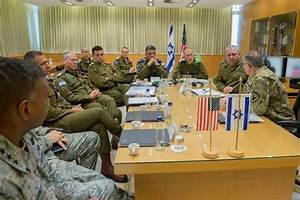 Over 4,500 Service Personnel Take Part in Israeli, US ...