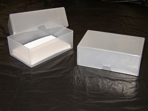 1pcs Business Card Boxes Clear Plastic Craft Parts Beads Visiting Card Printers Andheri West Business In Trichy Goyard Holder Price Fancy Paper Hard Printing Near Malad Dubai � High Choice Adv Blank Cards Kraft