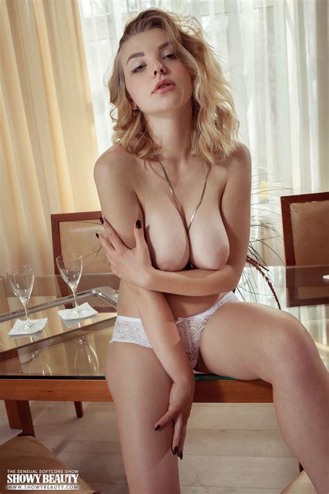 Blonde Big Tits Valentines Day