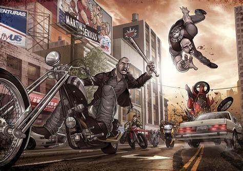 Grand Theft Auto Gallery