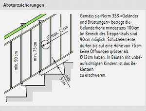 Norm Berechnen : handlauf treppe h he hausidee ~ Themetempest.com Abrechnung