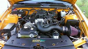 2006 Ford Mustang Engine 4 0l V6  2006 Ford Mustang V6
