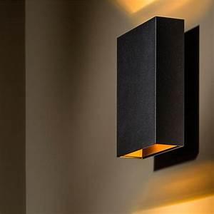 Wandleuchte Up Down : up and downlight led wandleuchte ~ Orissabook.com Haus und Dekorationen
