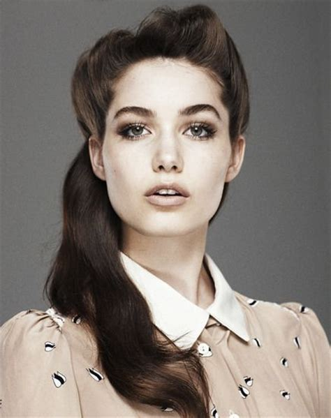Modern 1940s Hairstyles by Realistic Or Modern Hawkes Sawyer Paranormal