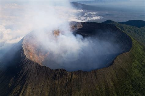 Nyiragongo Volcano - Virunga NP - Inspired Journeys
