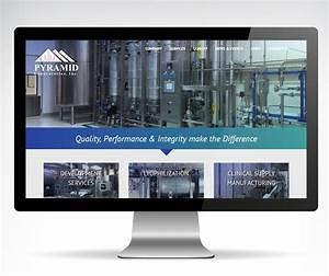Medical Laboratory Web Design Orange County